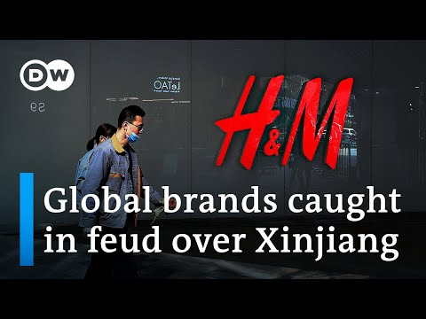 Nike, H&M face backlash in China over Uighur stance | DW News