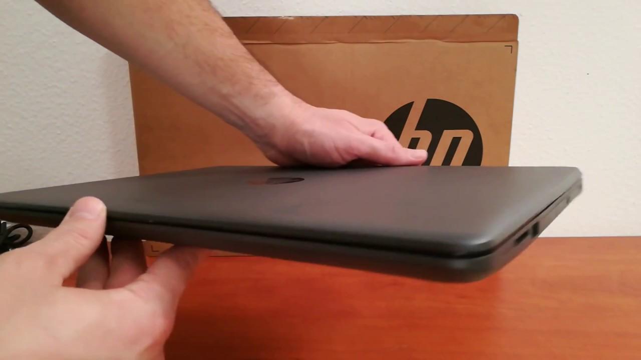 HP 250 G6 1WY38EA Notebook - YouTube 4b4bf755aa