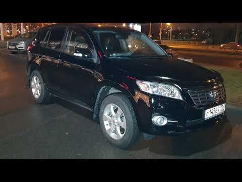 Отзыв клиента Toyota Rav 4 (2011г.в 919тыс р)