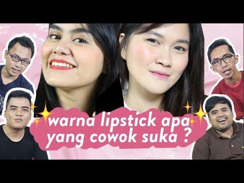 Warna Lipstick Favorit Cowok-cowok FD!