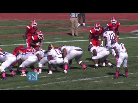 Camden 40 Pennsauken 7 Week 7 highlights
