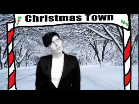 Phil's Christmas Video! What's This? - Fall Out Boy (Dan vs. Phil FINALE)