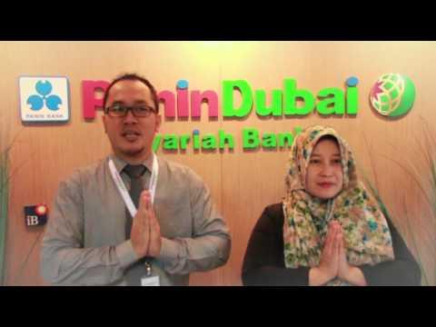 Selamat ramadhan versi tabungan haji Panin Dubai Syariah Bank