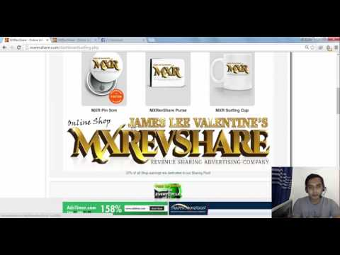 Free Earning From MXRevShare