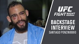 Fight Night Argentina: Santiago Ponzinibbio -