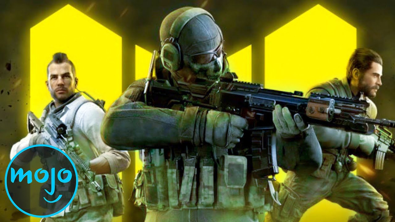 Top 10 Tips and Tricks for Call of Duty Mobile thumbnail