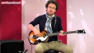 Hoefner Ignition B-Bass im Test