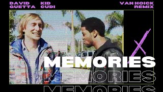 David Guetta Feat. Kid Cudi - Memories (Van Hoick VIP Remix)