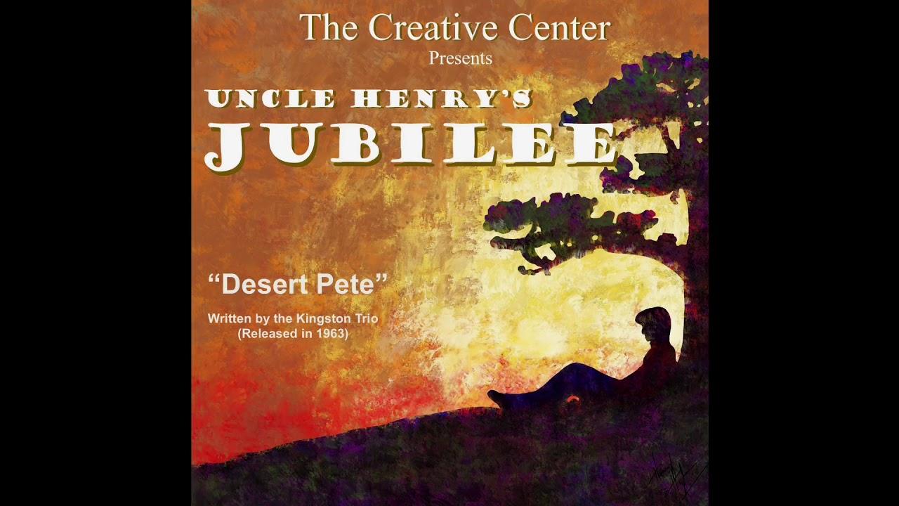 """""""Desert Pete"""""""