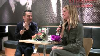 Filippa Lagerback - Nicola Savino