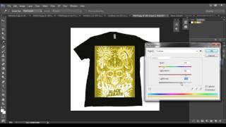 Preparando modelos de camisetas para loja virtual (Mockup no Photoshop)