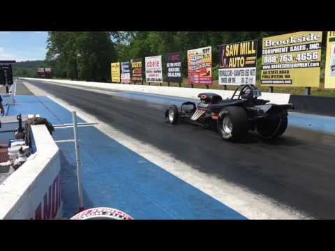 Alan Godin Lebanon Valley Speedway