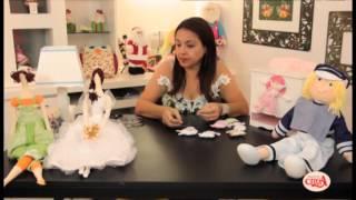 Ana Neri ensina fazer bichinhos de decoração de quarto infantil