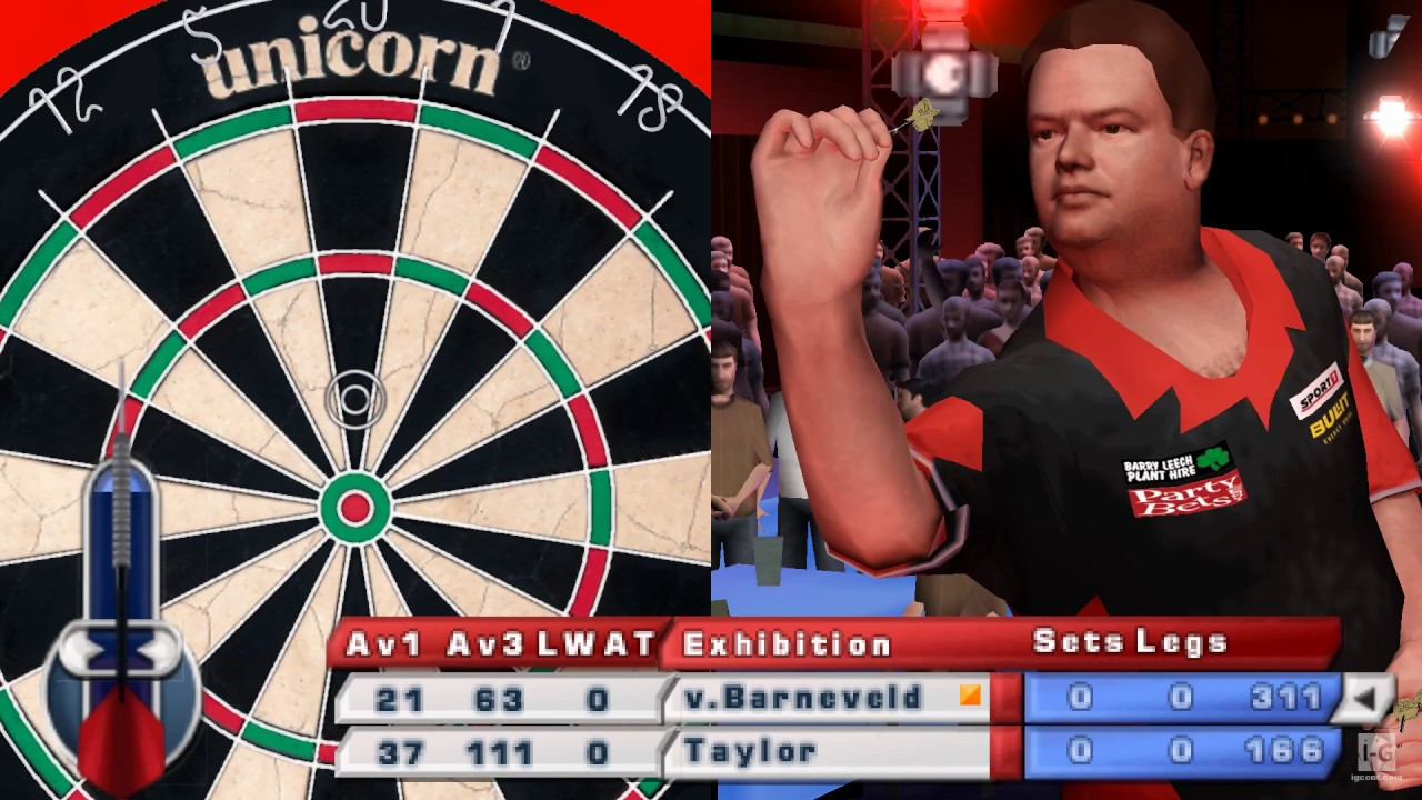 Pdc World Championship Darts 2008 Psp Gameplay Hd Youtube