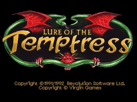 PC Longplay [489] Lure of the Temptress