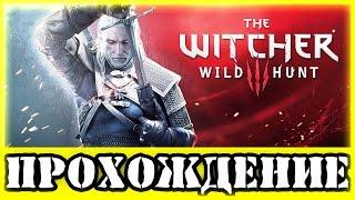 Ведьмак 3 — прохождение (Witcher 3) часть 1