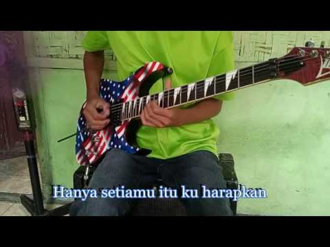 Suara Hatiku nike ardila guitar cover Hendar Lead