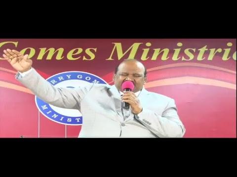 Harry Gomes Sunday Service Coimbatore (Date 12-11-2017)