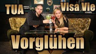 TUA & VISA VIE übers Weltverbessern, Alkoholismus & Selbstzweifel | ZUM GOLDENEN V