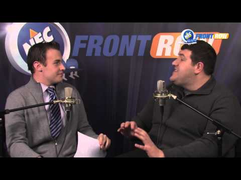 NEC On The Run Hoops Video Podcast (1/30/13)