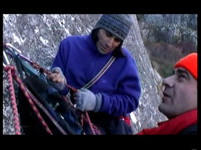 Natură şi aventură - Peretele Cipcheş - Alpinism în Cheile Turzii