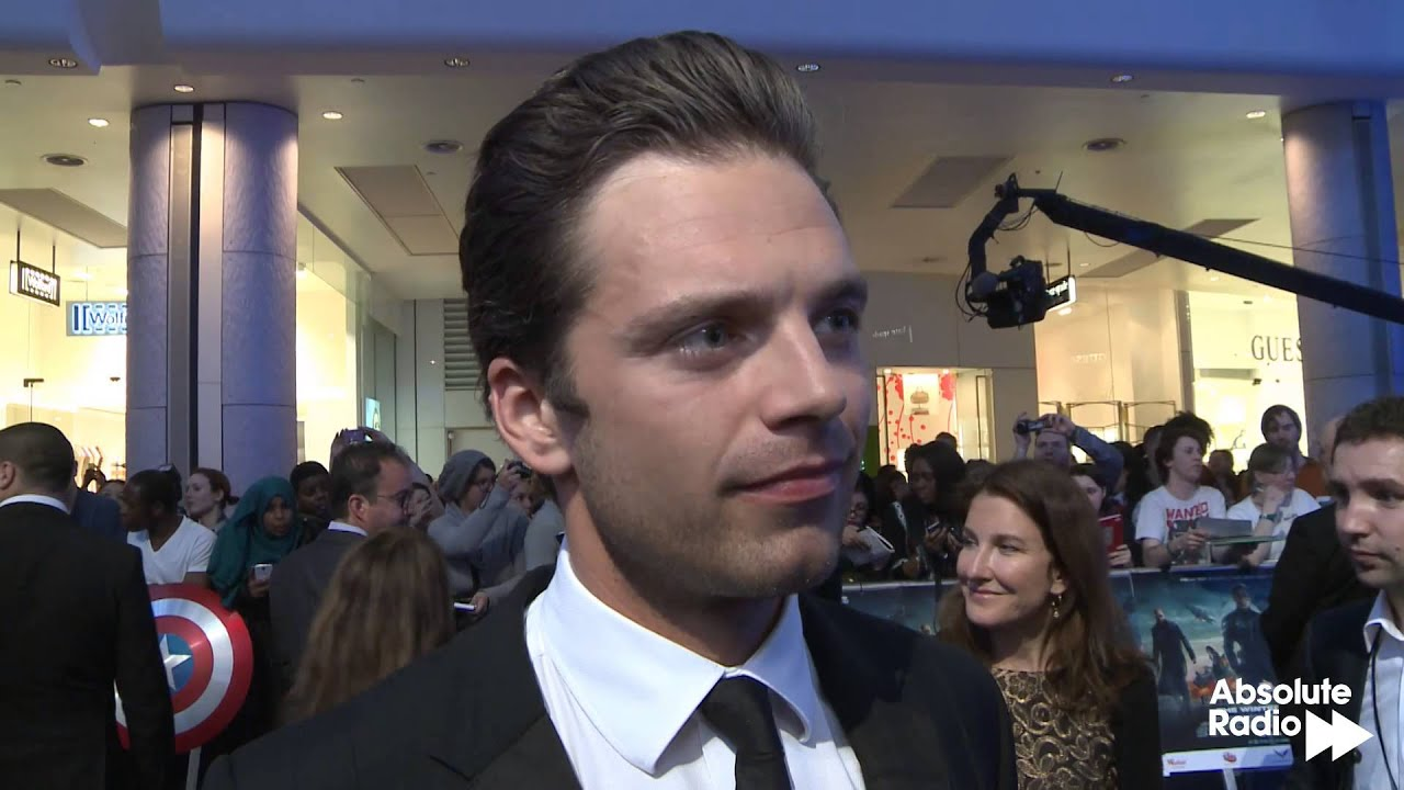 Sebastian Stan The Winter Soldier Interview At Captain America The Winter Solider London Premiere