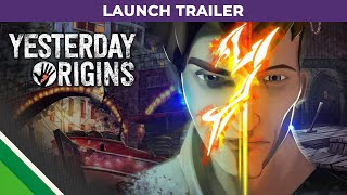 Yesterday Origins Launch Trailer [PEGI]
