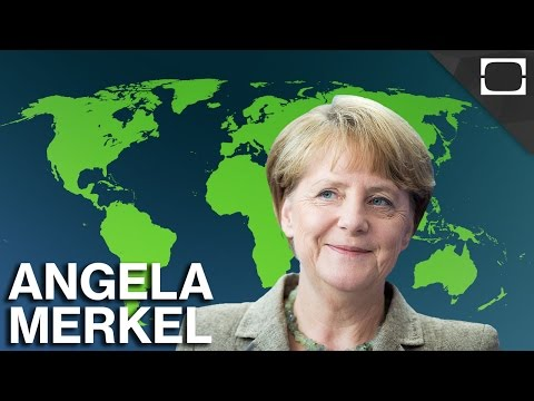 Why Germany's Angela Merkel is Person of the Year