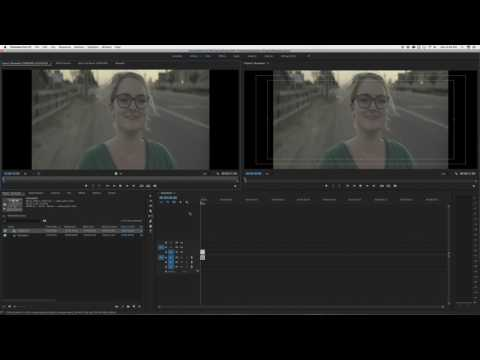 Anamorphic Desqueeze Premiere Tutorial 2017