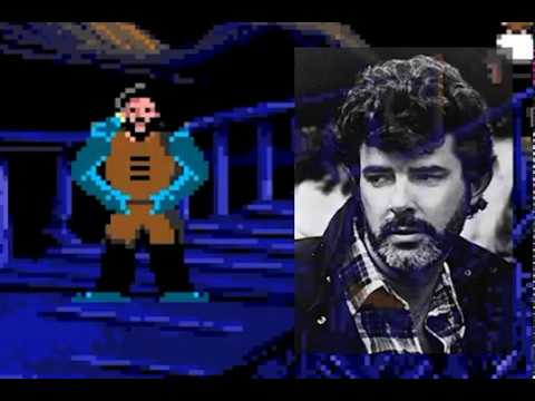 George Lucas wystąpił w The Secret of Monkey Island | Amiga