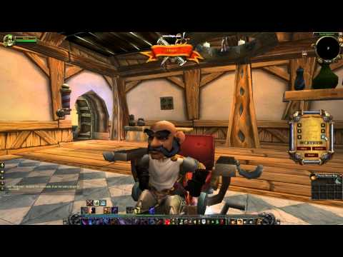 World of Warcraft: Gnome hairstyles
