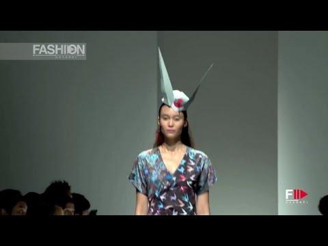 FASHION HONG KONG - Tokyo Fashion Week SS 2016 by Fashion Channel