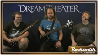 Rocksmith 2014 - Dream Theater DLC - Live from Ubisoft Studio SF