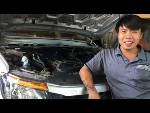 Dấu Cam Ford Ranger / Đặt Cam Ford Ranger / Camshaft Position Ford Ranger