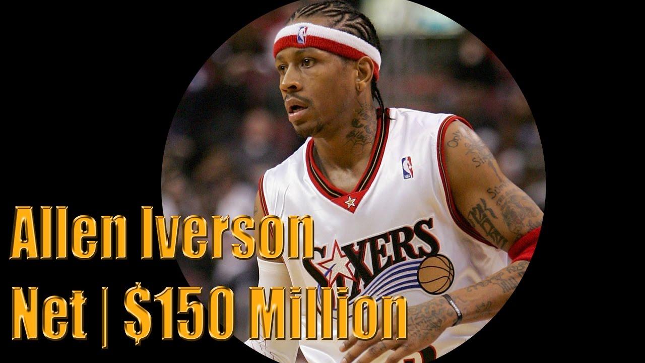 Allen iverson finances