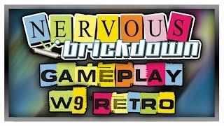 NERVOUS BRICKDOWN - World 9: Retro - Gameplay/Walkthrough