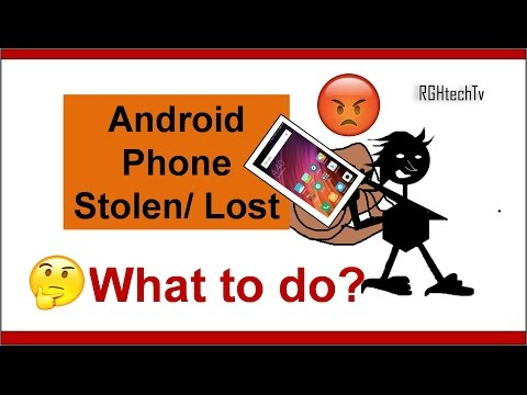 What To Do If Your Android Phone Is Stolen Or Lost?