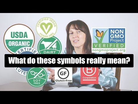 What does the Organic seal mean? Organic? Vegan? Gluten-Free? Food Safety Certifications (EXPLAINED)
