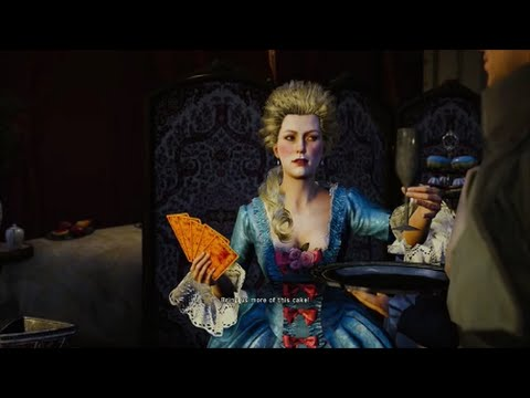 Assassin's Creed: Unity - Marie Antoinette Cameo