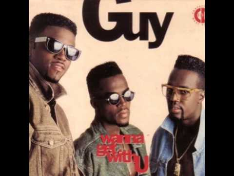 "Guy Wanna Get With U(12"" Extended Version)"