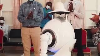 روبوتات في القطاع الصحي