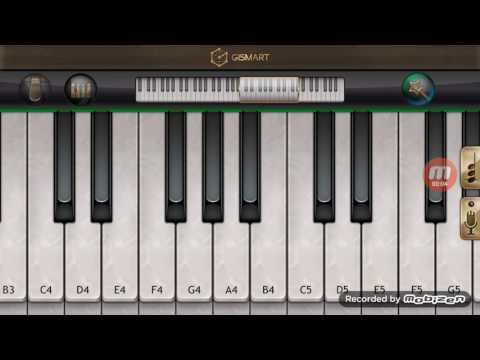 Misket piano dersi tutorial