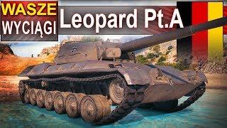 Leopard Pt A - najlepsza penetracja na APCR - World of Tanks