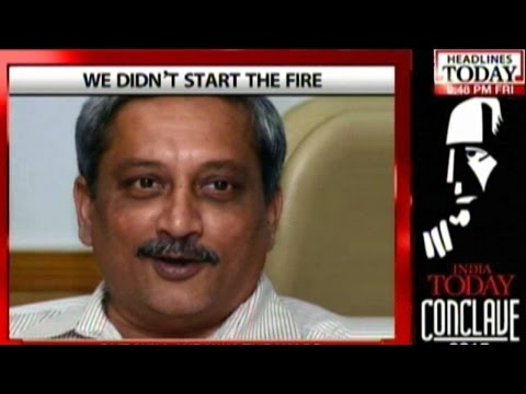 Chief Of Defence Staff Is A Must: Defence Minister Manohar Parrikar