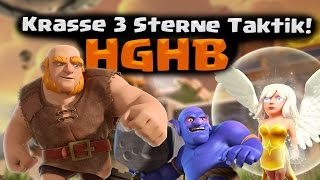 Clash of Clans | Krasse 3 Sterne Taktik, HGHB! | Reazor [Deutsch/German|HD]