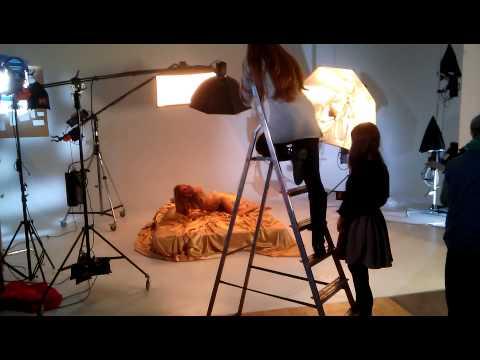 Фотосъёмка для порно журналов видео