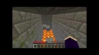 【Minecraft】配布ワールド「Dungeon Runner」で突っ走ってみた!
