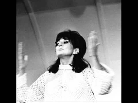 Alma Cogan. 'Can't Buy Me Love' - Live in Sweden, 1964.