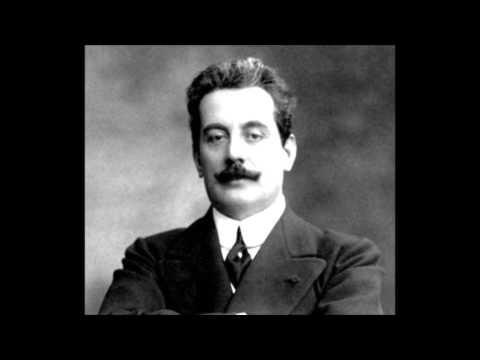 """Puccini """"Il tabarro   Lamberto Gardelli"""" -- Renata Tebaldi -- Mario Del Monaco 1962 Full Opera"""