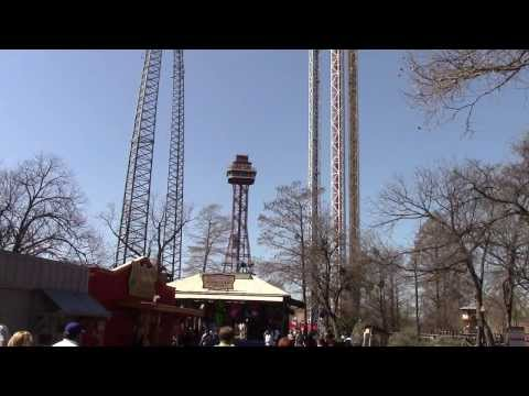 People pay to get high at Six Flags Over Texas